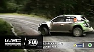 Wales Rally GB 2016: WRC 2 Highlights Day 1