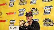 Joey Logano and others react to new limited participation rule