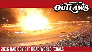 2016 Bad Boy Off Road World of Outlaws World Finals