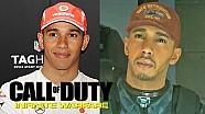 Льюис Хэмилтон - персонаж новой игры серии Call of Duty: геймплей
