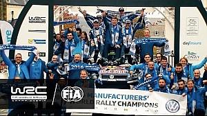 WRC - Dayinsure Wales Rally GB 2016: Winner Sébastien Ogier