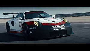 Spearhead. The new 911 RSR.