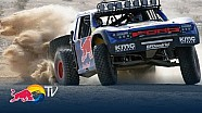 The Menzies Chase Truck | Driving Dirty: The Road to the Baja 1000