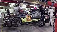 Aston Martin takes up Mannequin Challenge in Bahrain