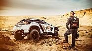 Dakar 2016: Red Bull Desert Wings Formación
