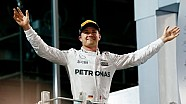 An Emotional Farewell from Nico Rosberg