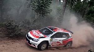 APRC 2016 India Rally: Gaurav Gill testing