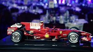 Webber and Massa Celebrations - Autosport Awards 2016