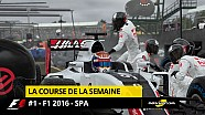 La course de la semaine #1 - Haas F1 à Spa