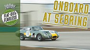 Onboard Rare Aston Martin at Sebring