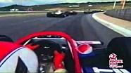 Clay Regazzoni sulla Ensign N180 a Kyalami