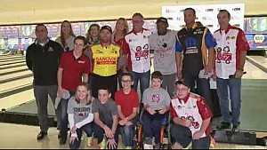 Don Schumacher drivers Bowl for a Cause