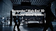 The new Panamera – Burmester® High-End 3D Surround Sound System.