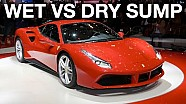 Wet Sump Vs Dry Sump - Engine Oil Systems