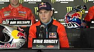 Ryan Dungey prepares to defend Supercross title - Anaheim 1 Press Conference