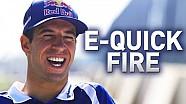 E-Quick Fire: António Félix da Costa! - Fórmula E