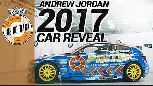 Andrew Jordan's 2017 BTCC BMW 1-series revealed