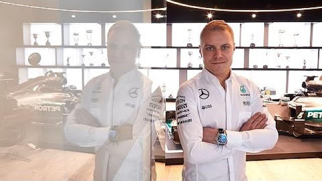 Formule 1 Interview met Valtteri Bottas