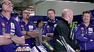 Das Team von Valentino Rossi