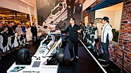 40 años de Williams F1 en vivo
