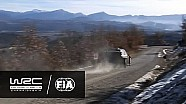 Rally Monte Carlo 2017: HIGHLIGHTS stages 11-13