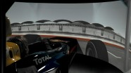 Formula 1 2011 - Track Simulation Spa - Sebastian Vettel