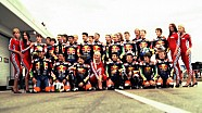Red Bull MotoGP Rookies Cup 2012: Sachsenring Day 1
