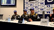 6 Hours of Silverstone Press Conference Part 4 - LMP1 Privateer Winners