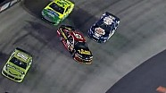 NASCAR Bristol | Clint Bowyer Gets Spun While in the Lead