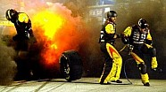 NASCAR EXPLOSION on pit road!! | Homestead-Miami Speedway (2013)