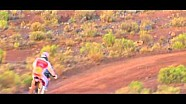 2014 Dakar Stage 8 - Team HRC