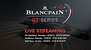 Blancpain Endurance Series - Monza - Qualifying Practice - UK Stream