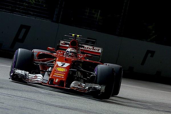 Raikkonen: é errado dizer que a Ferrari terá dificuldades
