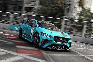 Formel E News Jaguar kündigt elektrischen Markenpokal im Rahmen der Formel E an