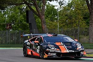 GT Italiano Qualifiche Basz ed Ortiz si dividono le pole position della Super GT Cup ad Imola