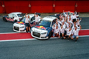 World Rallycross Ultime notizie Nico Müller esordirà nel World RX con l'Audi EKS
