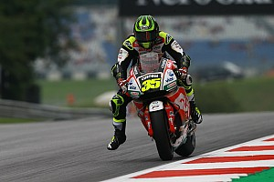 MotoGP Últimas notícias Crutchlow culpa F1 por falta de aderência no Red Bull Ring