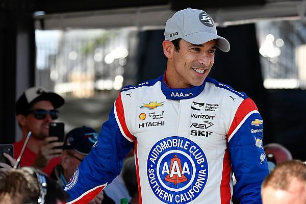 IndyCar Castroneves a pole-ban az IndyCar Long Beach-i versenyén