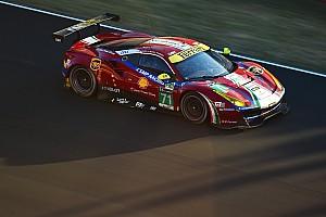 WEC Son dakika Vilander, Bird'ün yerine Nürburgring'de Ferrari direksiyonuna geçecek