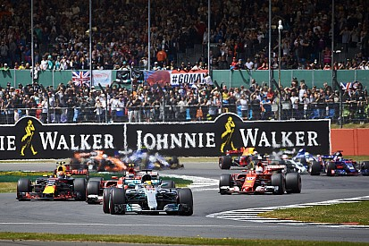 Formula 1 Five things we learned from the British GP