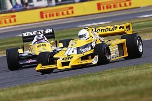 Fórmula 1 Galería GALERÍA: Renault celebra 40 años de Fórmula 1 en Silverstone