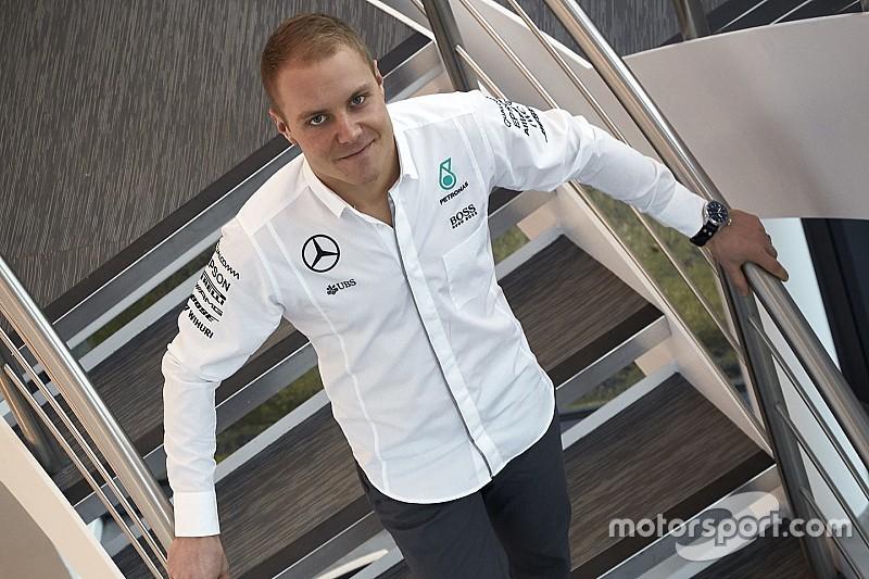 Officieel: Bottas in 2017 teamgenoot van Hamilton bij Mercedes