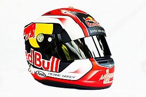Formule 1 Diaporama Photos - Le casque de Pierre Gasly en F1