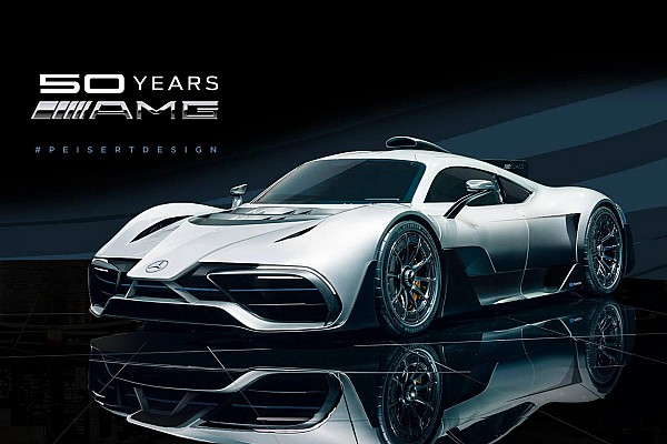 Automotive Breaking news Does Mercedes Project One Look Better With An F1-Inspired Nose?
