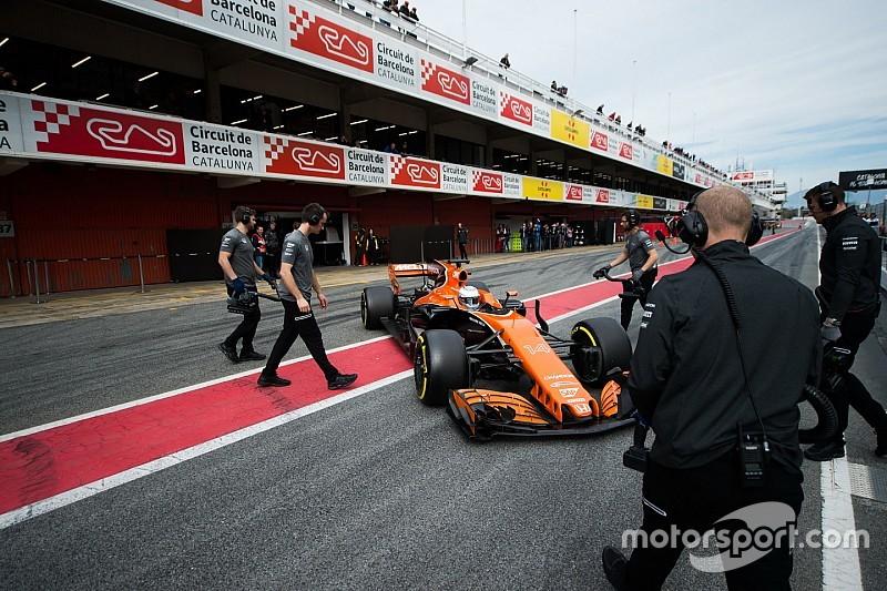 Алонсо обрушился с критикой на моторы Honda