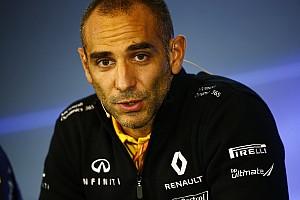"""Fórmula 1 Últimas notícias Diretor da Renault: """"Motor de 2021 não atrairá fabricantes"""""""