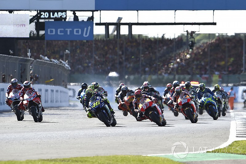 MotoGP umumkan kalender sementara 2018