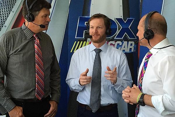 Dale Earnhardt Jr. estará en la cabina de TV para el