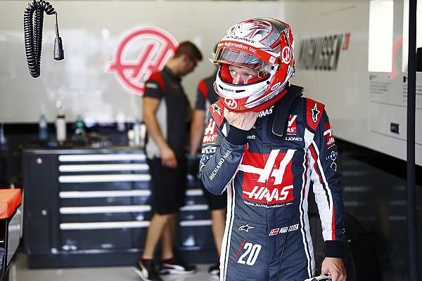 【F1】ハース「マグヌッセンが