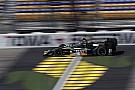 Видео: из машины IndyCar вырвало руль после удара об стену